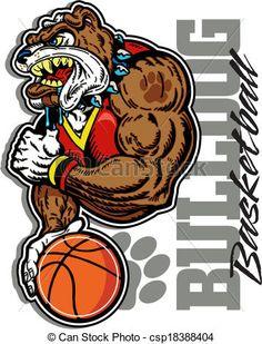 bulldog basketball clipart http://www.canstockphoto.com/bulldog.