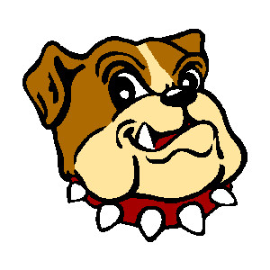 Free bulldog clipart pictures 3.