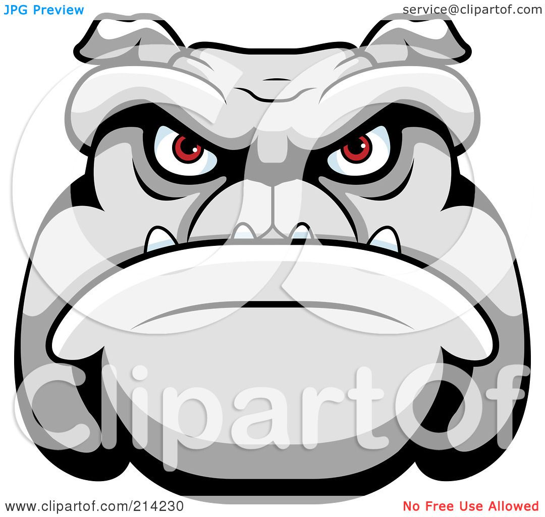 Mean Bulldog Clipart (41+).