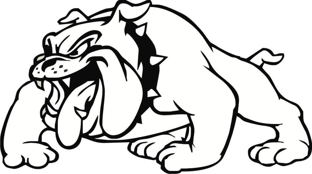 Bulldog Mascot Clipart Free.