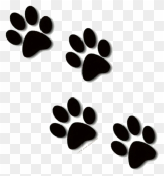 Free PNG Bulldog Paw Clip Art Download.