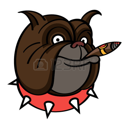 Showing post & media for Dog smoking cigar cartoon.