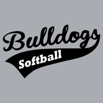 Bulldogs Softball Tshirt Vector 09884 by Download Vector.
