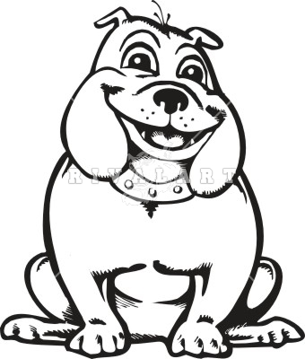 Free Bulldog Clipart Pictures.