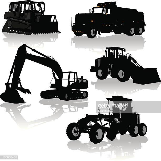 60 Top Bulldozer Stock Illustrations, Clip art, Cartoons, & Icons.