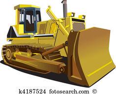 Bulldozer Clipart and Illustration. 3,548 bulldozer clip art.