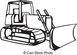 Bulldozer Clip Art Vector Graphics. 3,814 Bulldozer EPS clipart.
