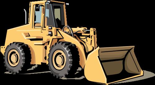 Free to Use & Public Domain Bulldozer Clip Art.