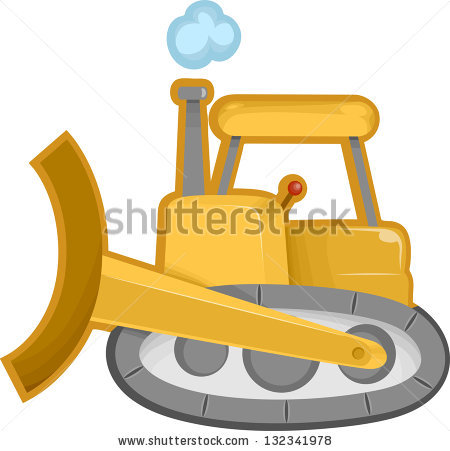 Bulldozer clipart free vector download (3,162 Free vector) for.