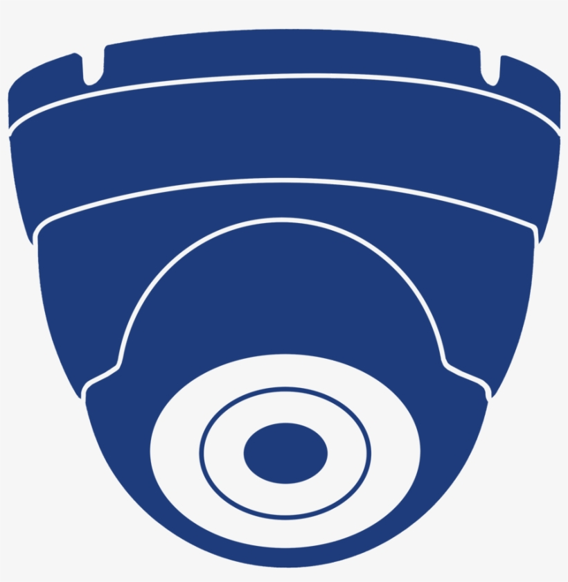 Dome Security Cameras.