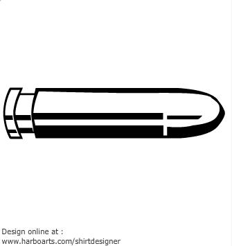 Bullet Clip Art Free.