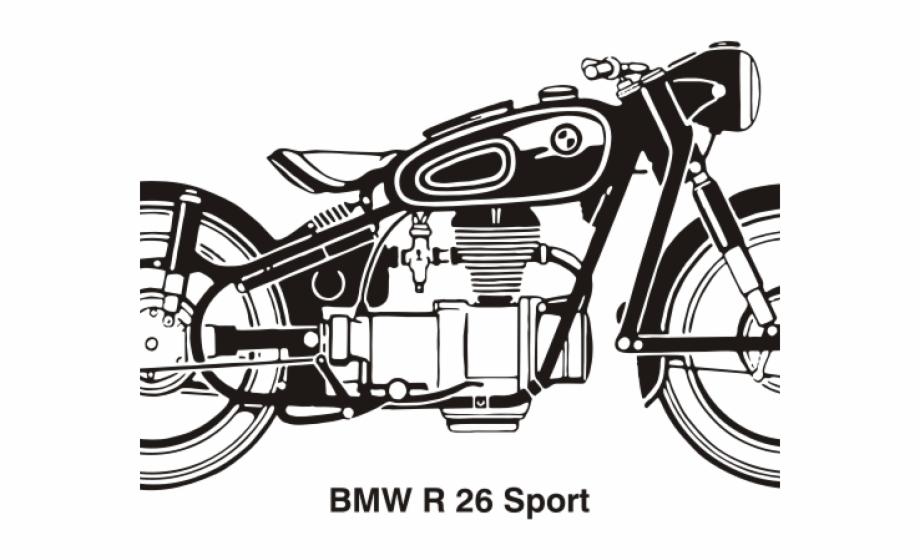 Bmw Clipart Bullet Bike.