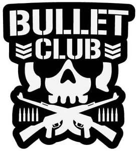 Details about The Bullet Club Kenny Omega Young Bucks Vinyl Cellphone Decal  NJPW Elite WWE.