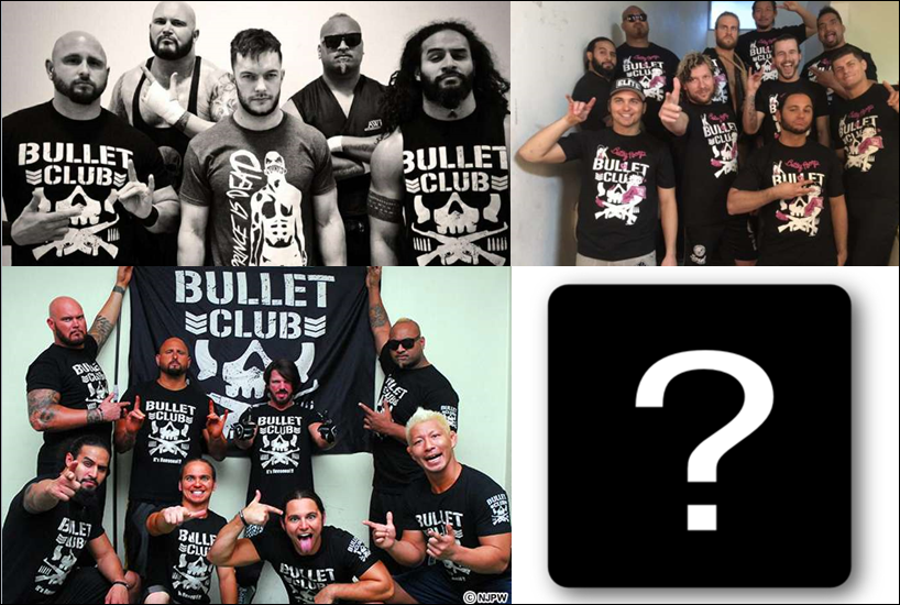 Happy 5th Anniversary: The Past, Present and Future of Bullet Club.