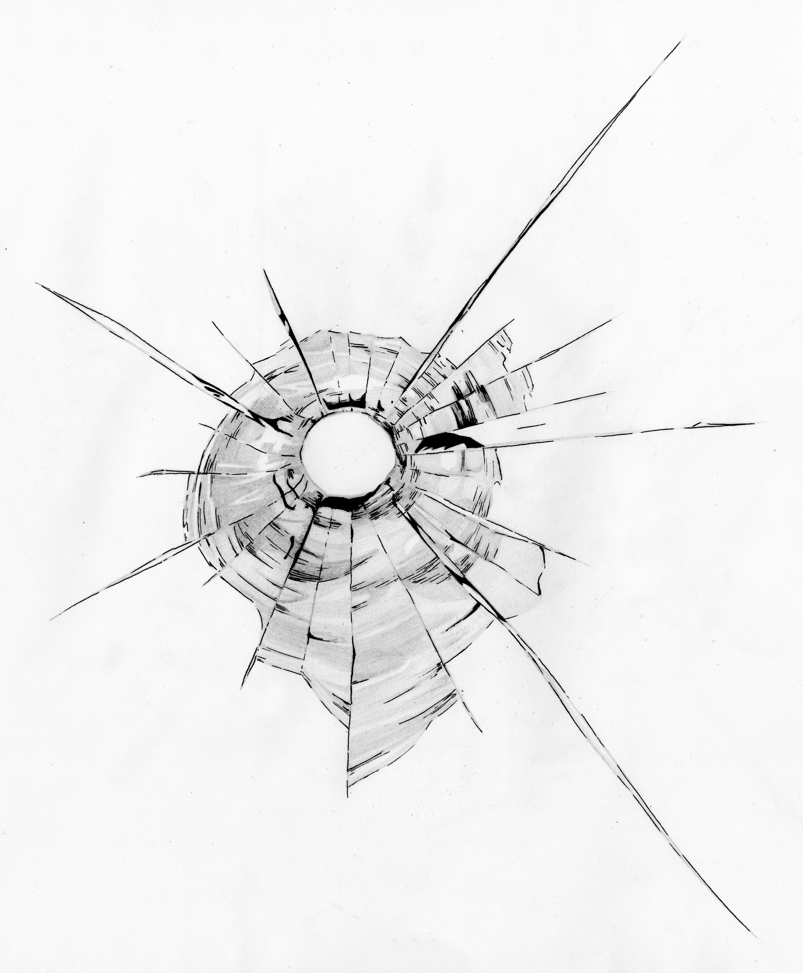 Free Bullet Hole Glass Png, Download Free Clip Art, Free.