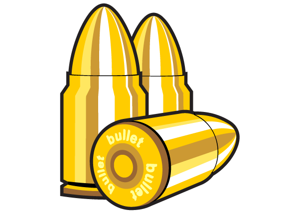 Free Bullet Icons Vector Clip Art.