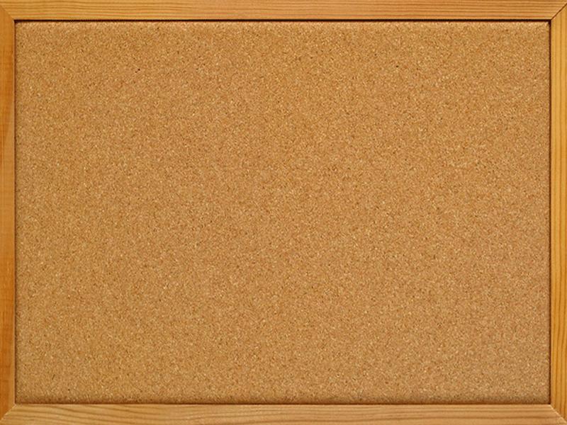 Clipart bulletin board.