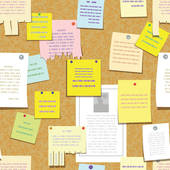Bulletin board Clip Art Royalty Free. 3,712 bulletin board clipart.
