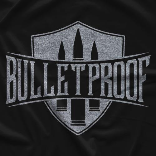 Bulletproof.