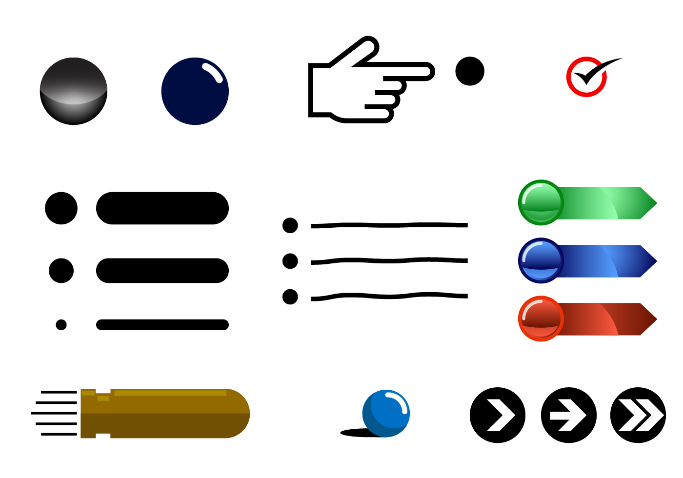 Bullet point image png impremedia showing post media for free bullet point symbols biocorpaavc Choice Image