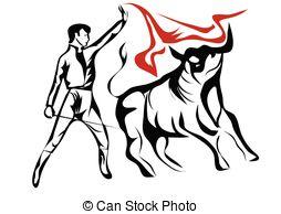 Spanish bullfighter Vector Clipart Illustrations. 272 Spanish.