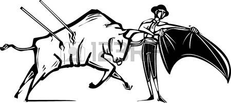 942 Bullfight Stock Vector Illustration And Royalty Free Bullfight.