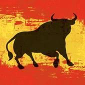 Bullfights Clip Art.