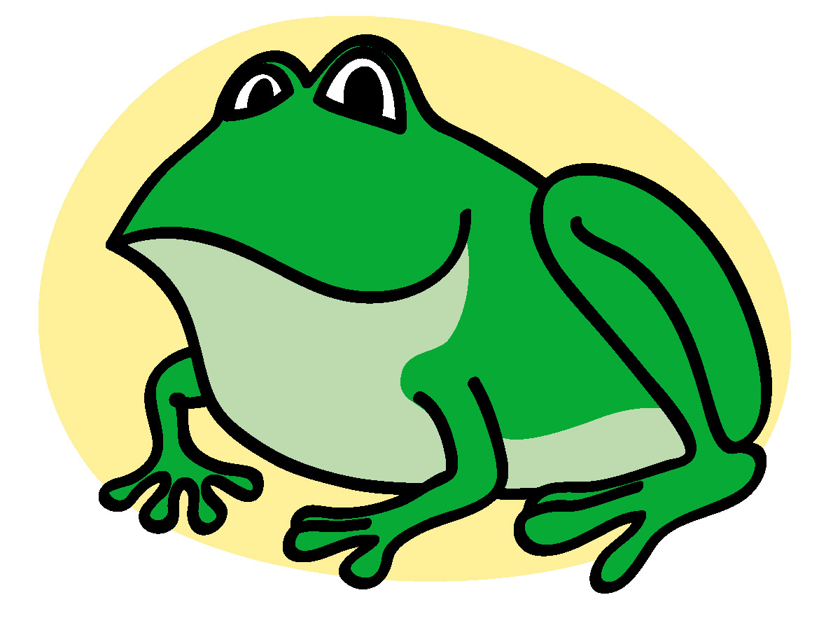 Frog And Toad Clipart.