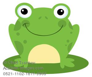 Bullfrogs clipart #1