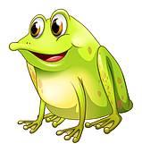 Bullfrog Clip Art.