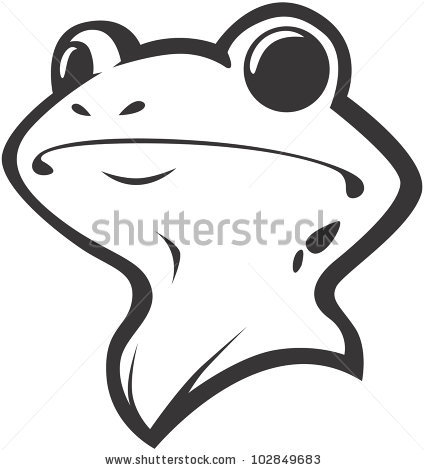 Happy Bullfrog Stock Vectors & Vector Clip Art.