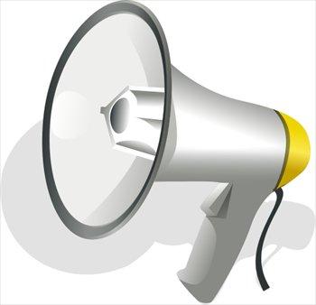 Bull Horn Clipart.