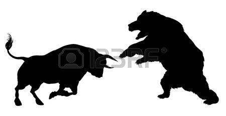 169 Bullish Bearish Stock Vector Illustration And Royalty Free.