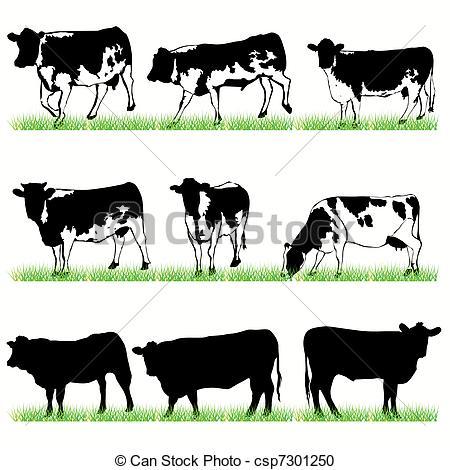 Bullock Clip Art Vector Graphics. 196 Bullock EPS clipart vector.