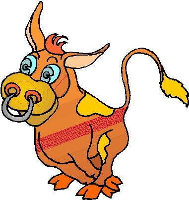 Bulls Clip Art.