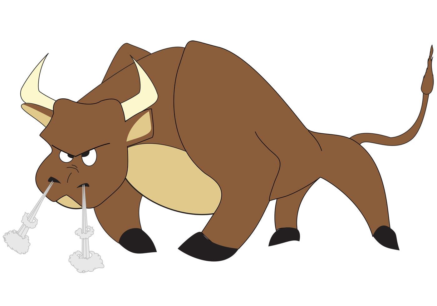 Bull Clipart.