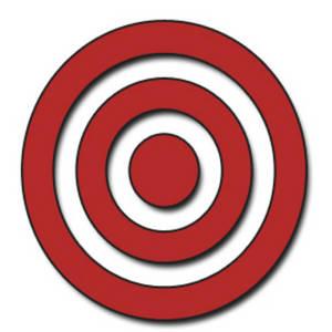 Bullseye Clipart.