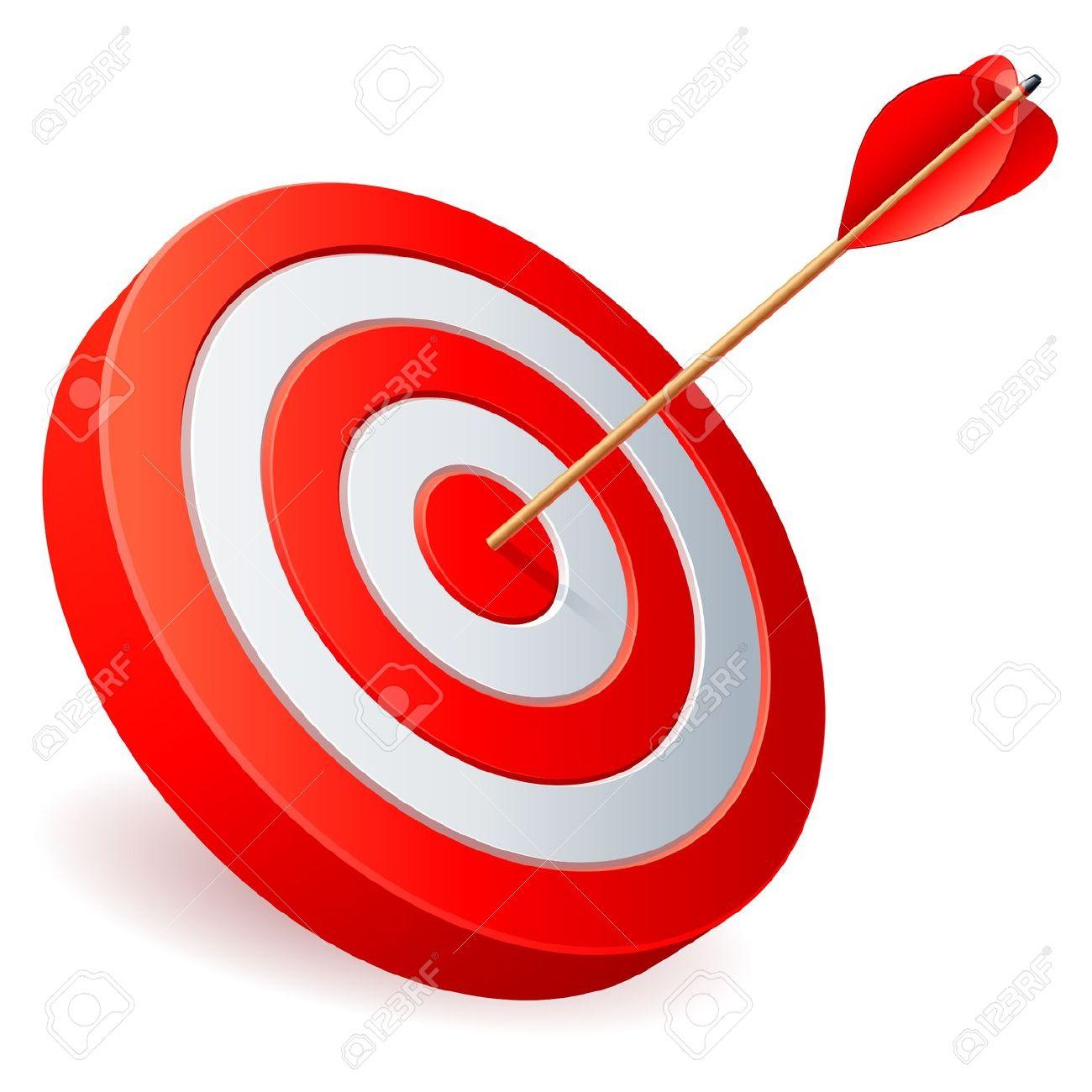 Target Clip Art Bullseye.
