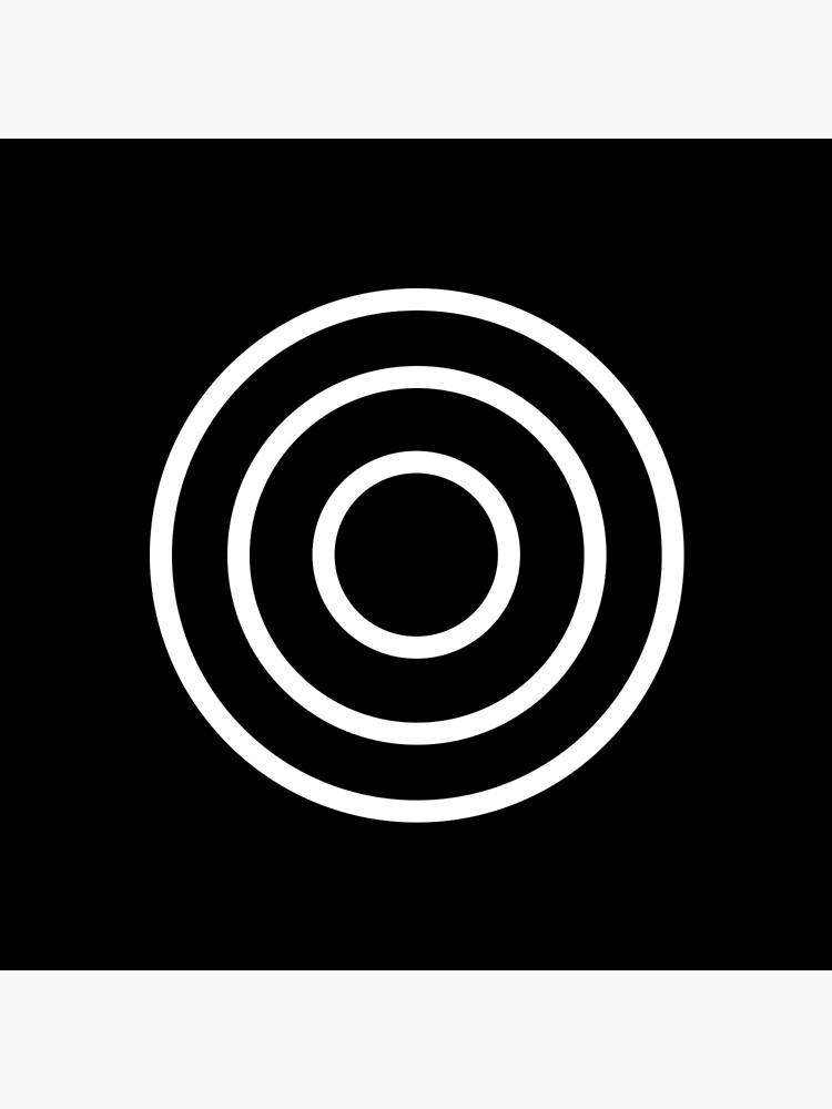 Classic Havok Bullseye Logo (Sienkiewicz).