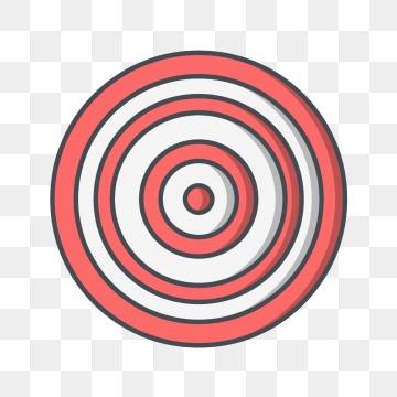 Bullseye PNG Images.