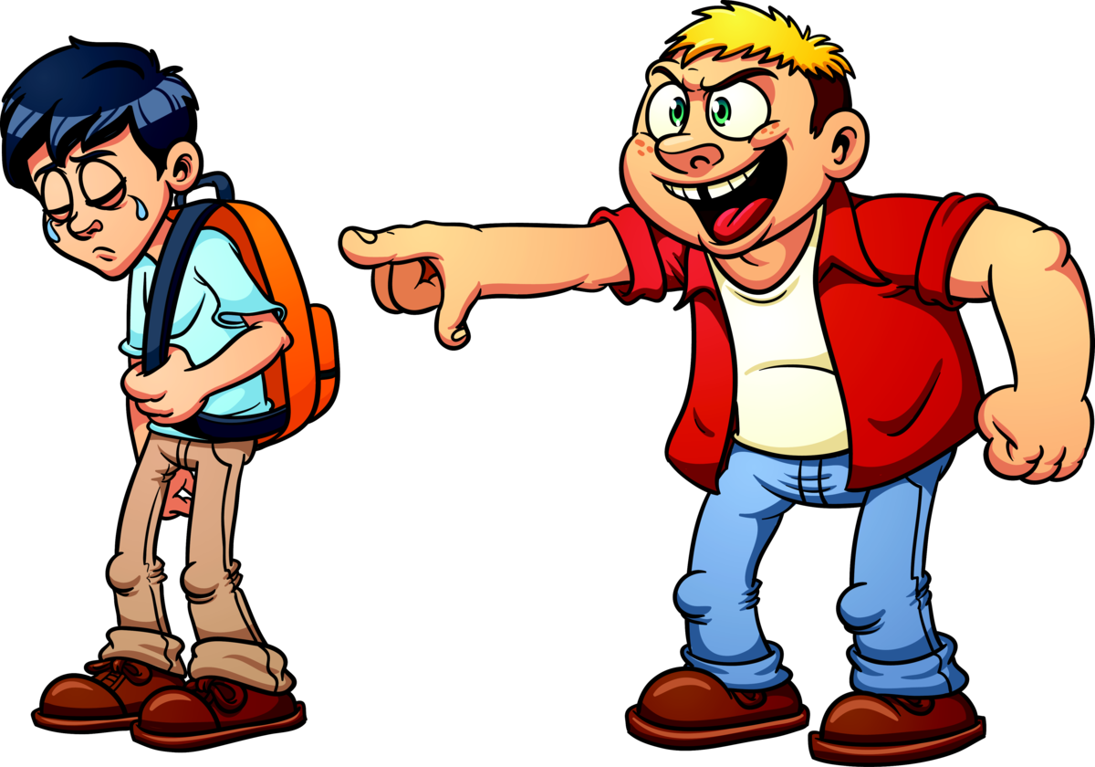Bullying clipart » Clipart Station.