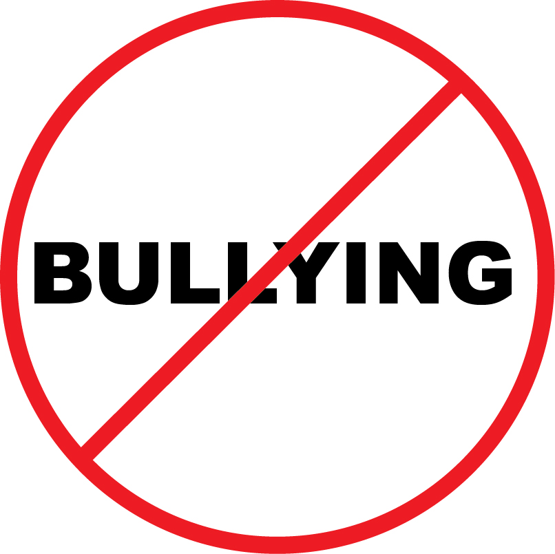 No bullying clipart.