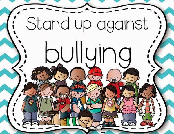 Free Anti Bully Clipart.