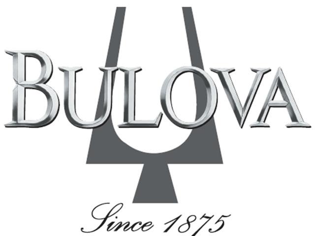 Bulova Logos.
