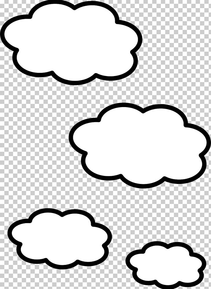 Cloud PNG, Clipart, Area, Beyaz, Black, Black And White.