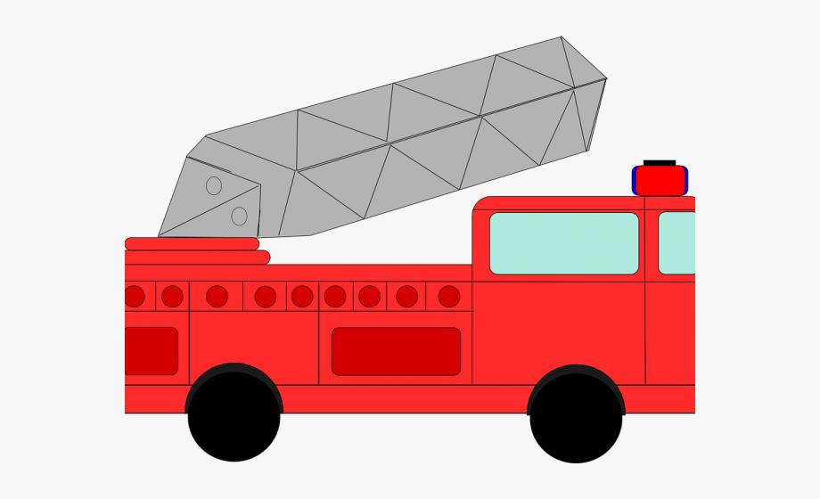 Fire Truck Clipart Bumbero.