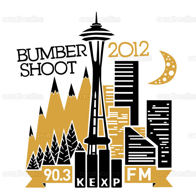 Design a Graphic for Bumbershoot.