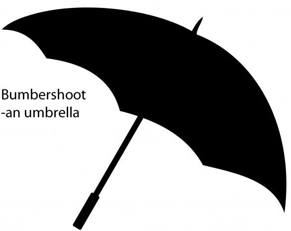 Bumbershoot.