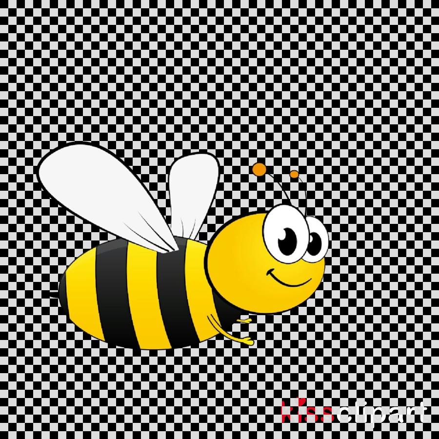 Bumblebee clipart.