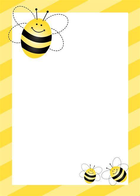Image result for Inspiring Bee Border Clip Art.